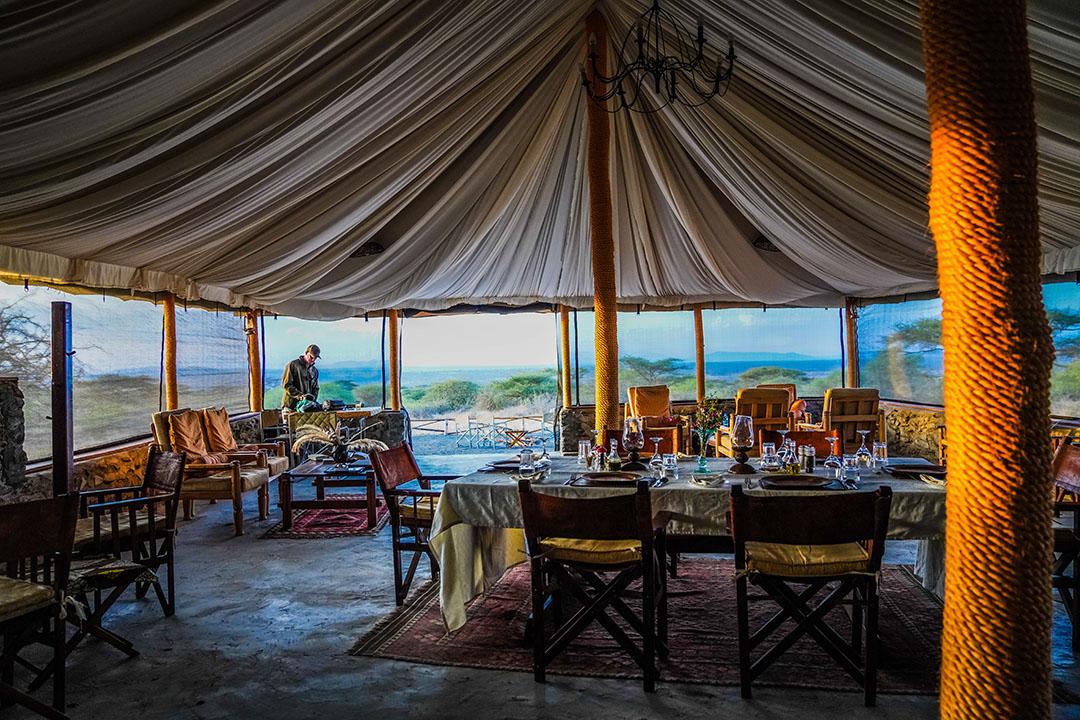 1. Monduli Dining Area.