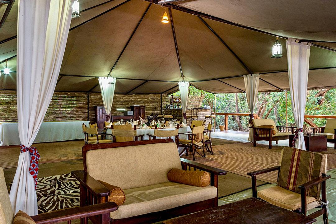 Rufiji Dining Area 1
